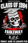 June 18, 2010 - Logan's w/ Fableway, R.O.C.
