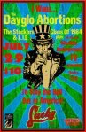 July 29, 2011 - Lucky Bar w/ Dayglo Abortions, The Stockers, L.I.D.